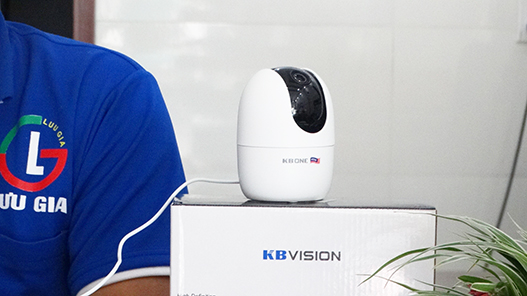 Camera Home IP KBONE KN-H21PW